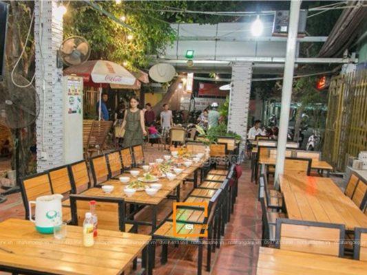 trang tri thiet ke nha hang binh dan nhu the nao cho hieu qua 4 533x400 - Trang trí thiết kế nhà hàng bình dân như thế nào cho hiệu quả?