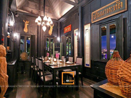 tuyet chieu trang tri thiet ke nha hang thai lan tao an tuong kho quen 4 533x400 - Tuyệt chiêu trang trí thiết kế nhà hàng Thái Lan tạo ấn tượng khó quên