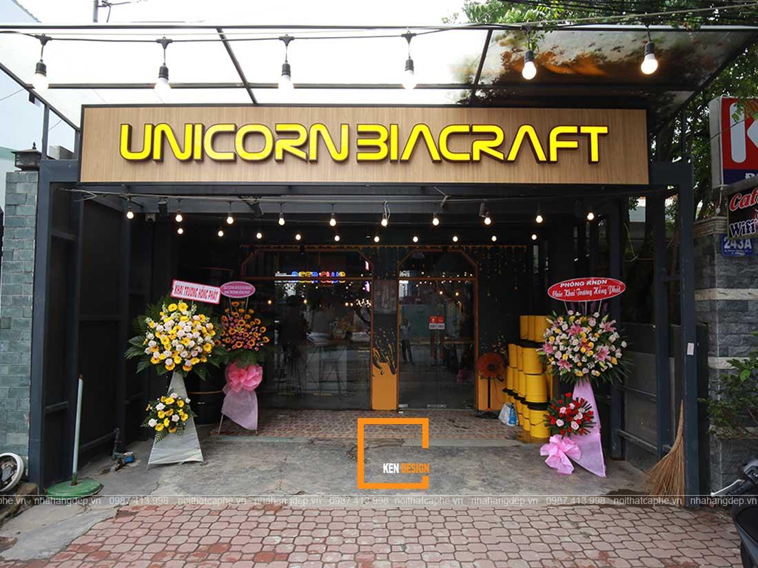 """unicorn biacraft chinh thuc chao san tai thanh pho dong nai 1 - UNICORN BIACRAFT chính thức """"chào sân"""" tại thành phố Đồng Nai"""