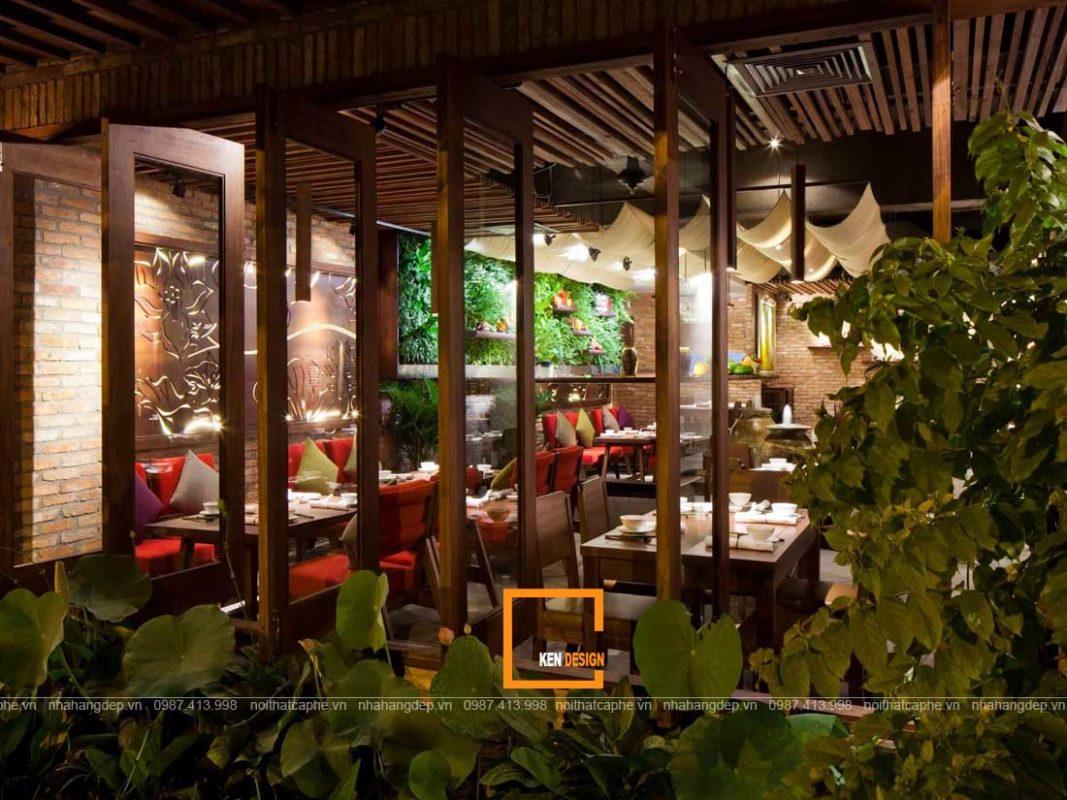 xu huong thiet ke nha hang chay nam 2020 4 1067x800 - Xu hướng thiết kế nhà hàng chay năm 2020
