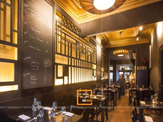 Thi cong noi that nha hang 4 533x400 - Những ưu điểm của công ty thi công nội thất nhà hàng?