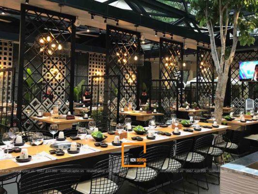 bi quyet lua chon noi that trong thiet ke nha hang han quoc 3 533x400 - Bí quyết lựa chọn nội thất trong thiết kế nhà hàng Hàn Quốc