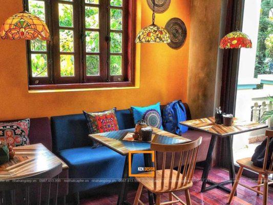 bi quyet thiet ke nha hang chay thu hut thuc khach 2 533x400 - Bí quyết thiết kế nhà hàng chay thu hút thực khách