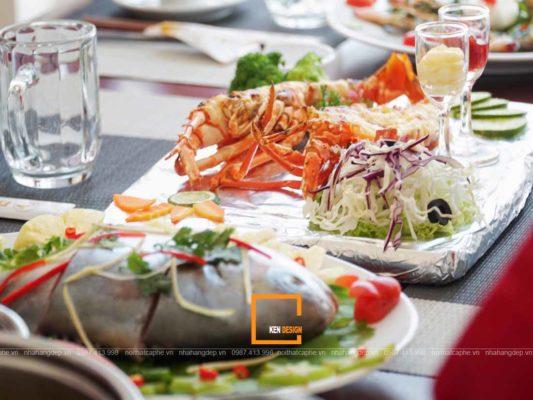 bi quyet thiet ke nha hang hai san binh dan dep 2 533x400 - Bí quyết thiết kế nhà hàng hải sản bình dân đẹp