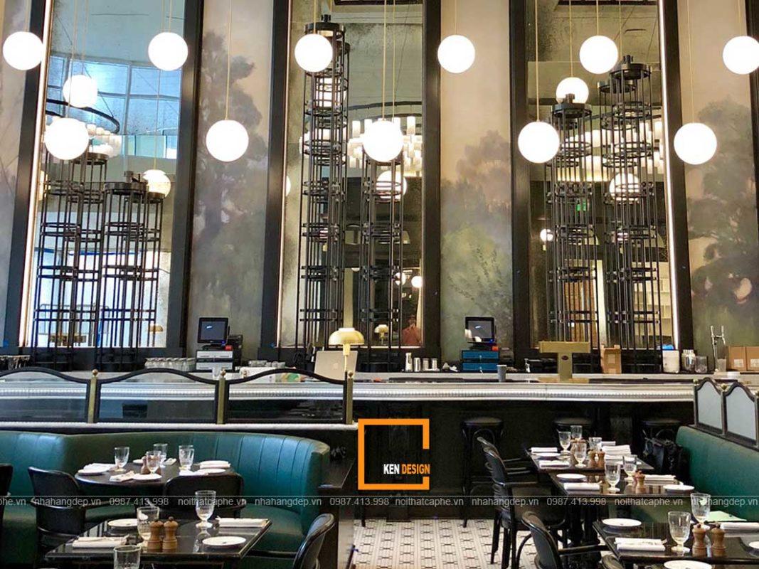 bi quyet thiet ke nha hang phong cach retro dat chuan ban da biet 1 1067x800 - Bí quyết thiết kế nhà hàng phong cách Retro đạt chuẩn bạn đã biết?
