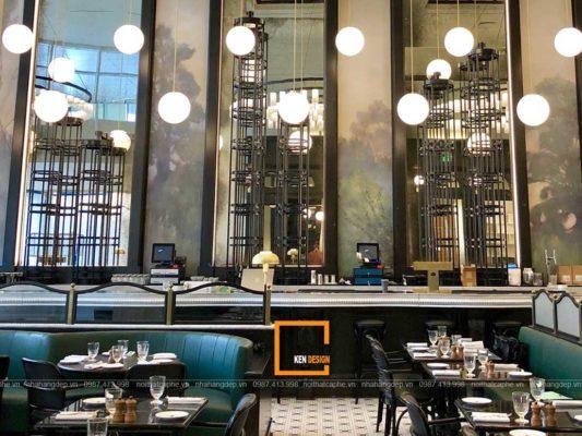 bi quyet thiet ke nha hang phong cach retro dat chuan ban da biet 1 533x400 - Bí quyết thiết kế nhà hàng phong cách Retro đạt chuẩn bạn đã biết?