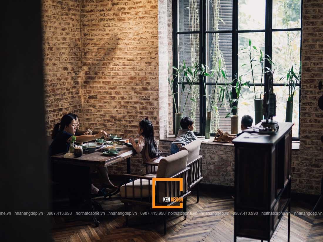 Công ty thiết kế nhà hàng tại Hà Nộ