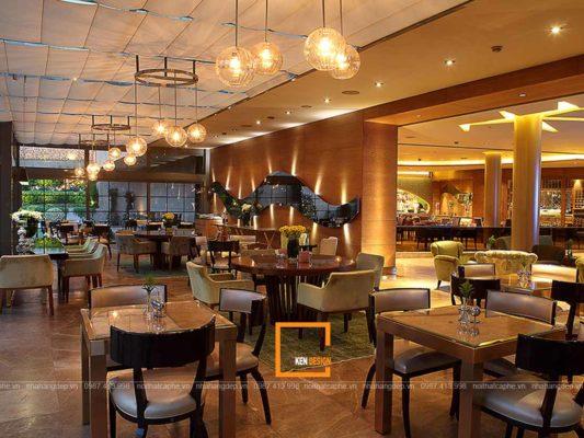 cong ty thiet ke nha hang uy tin tai ha noi 4 533x400 - Công ty thiết kế nhà hàng uy tín tại Hà Nội