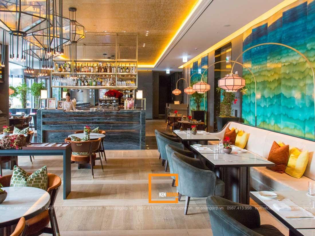 Lựa chọn nội thất thiết kế nhà hàng Hàn Quốc phù hợp