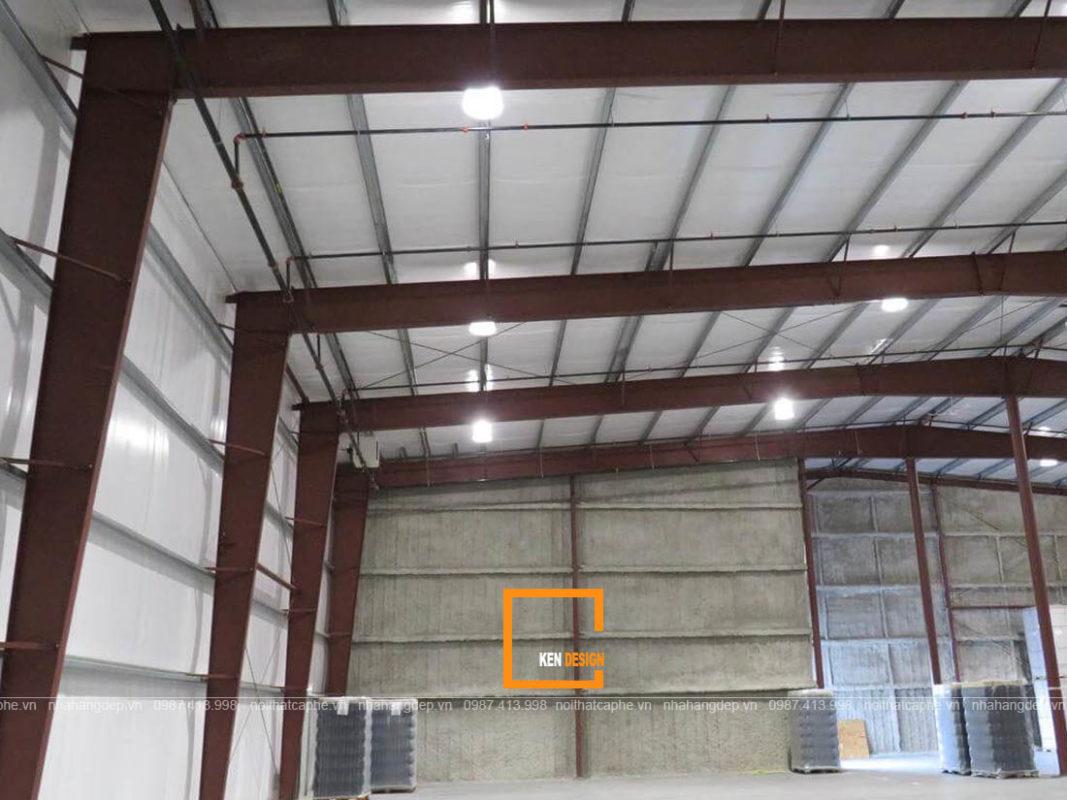 thi cong nha hang khung thep 4 1067x800 - Cách thi công nhà hàng khung thép hiệu quả nhất?