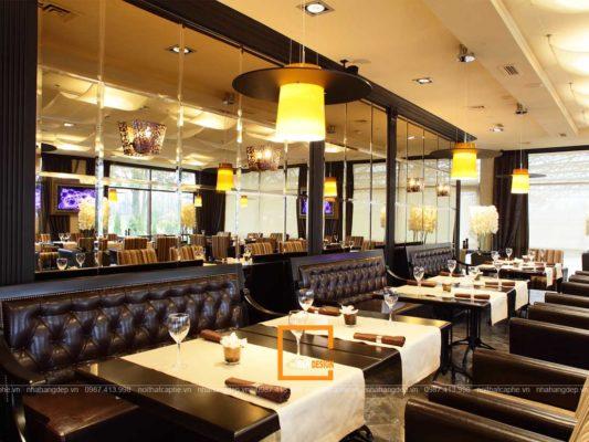thi cong noi that nha hang 4 533x400 - Thiết kế thi công nội thất nhà hàng