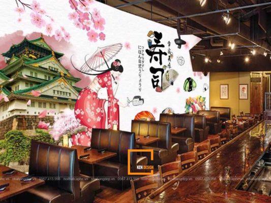 thiet ke chuoi nha hang nhat ban can chu y nhung gi 4 533x400 - Thiết kế chuỗi nhà hàng Nhật Bản cần chú ý những gì?