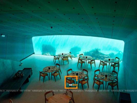 thiet ke nha hang hai san dam bao tham my cong nang 3 533x400 - Thiết kế nhà hàng hải sản đảm bảo thẩm mỹ, công năng
