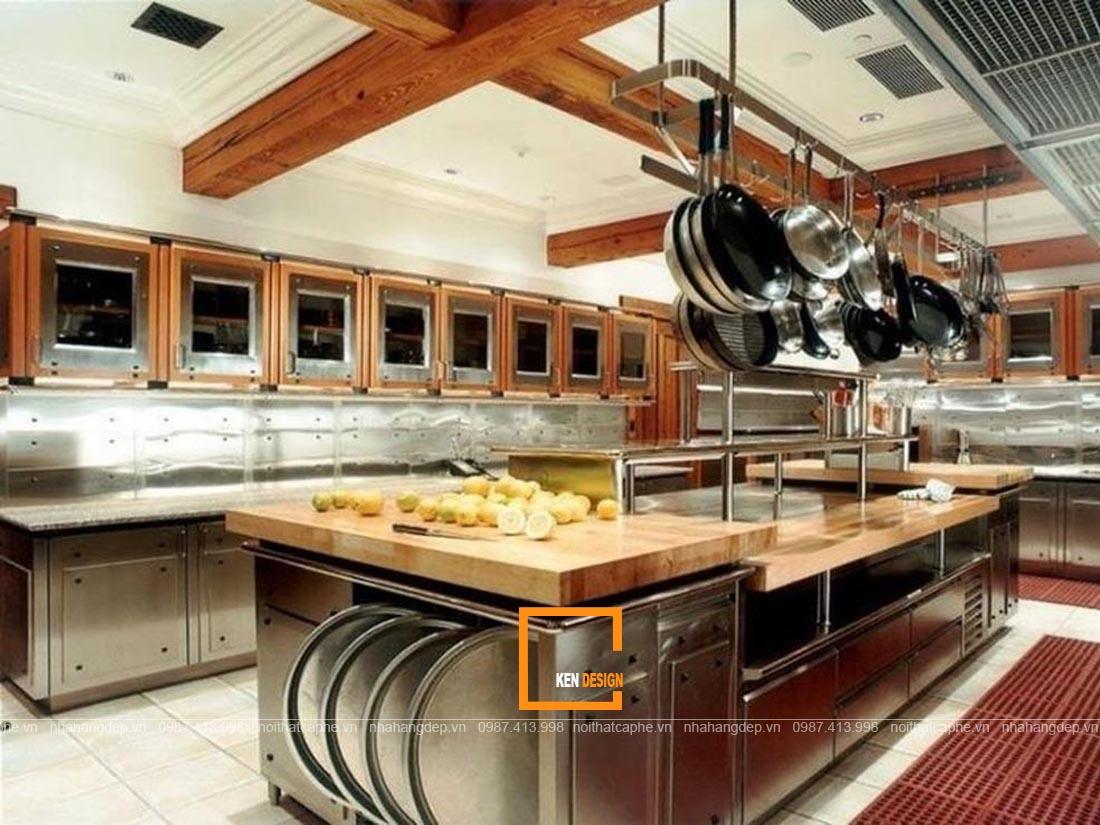 thiet ke nha hang hien dai 3 - Cách tốt nhất để thiết kế nhà hàng phong cách hiện đại
