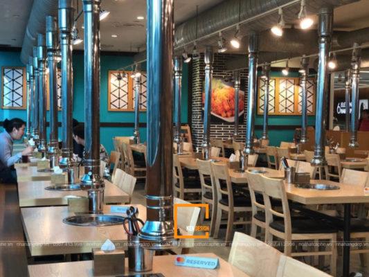 thiet ke nha hang tại nghe an 4 533x400 - Những lỗi thường gặp khi thiết kế nhà hàng tại Nghệ An?