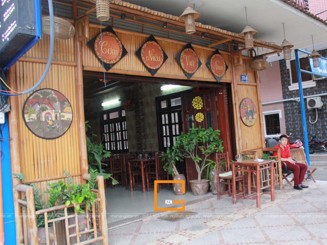 Thiết kế nhà hàng tại Hồ Chí Minh