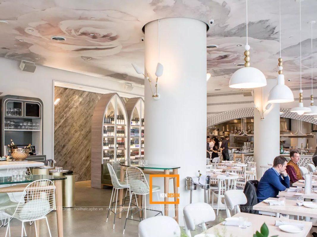 thiet ke noi that nha hang 4 1 1067x800 - Bí quyết thiết kế nội thất nhà hàng chuyên nghiệp