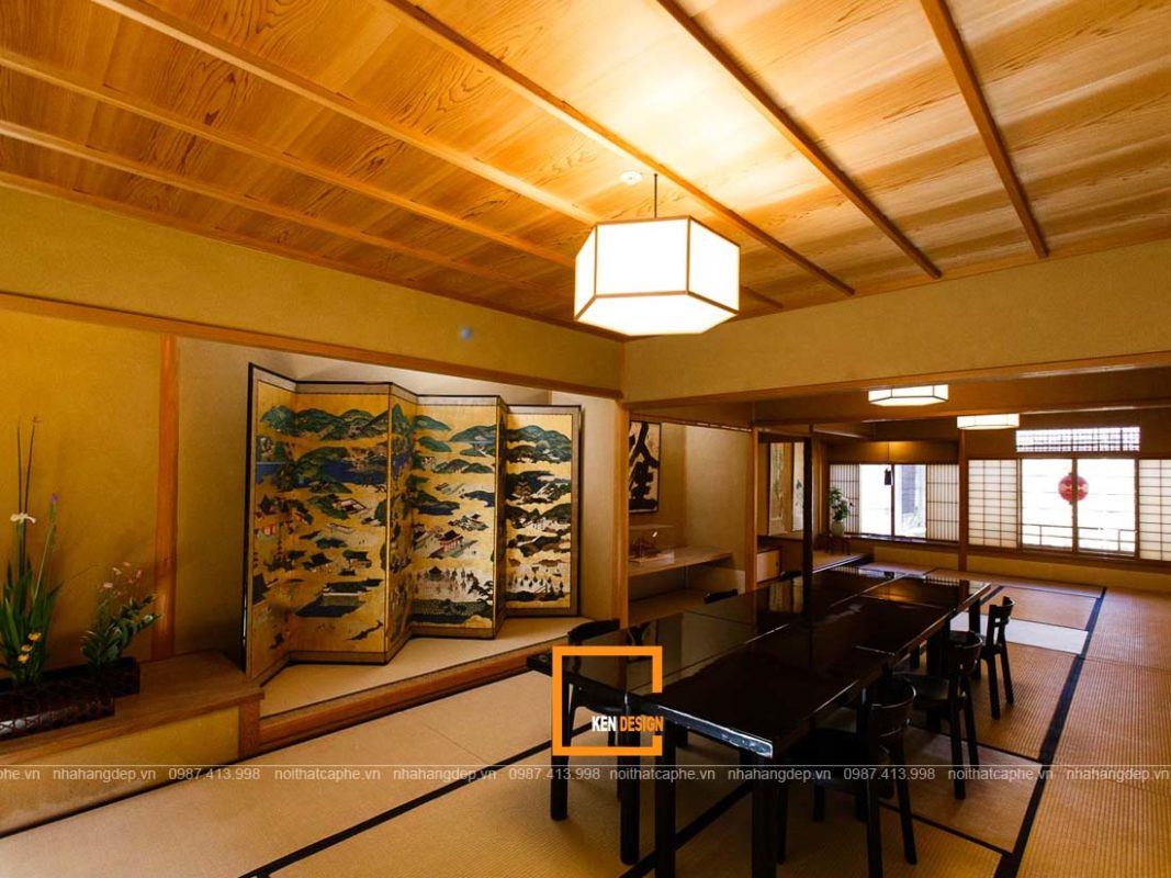 thiet ke noi that nha hang don gian dep bi quyet la gi 4 1067x800 - Thiết kế nội thất nhà hàng đơn giản đẹp bí quyết là gì?