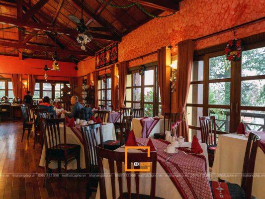 tim hieu cac phong cach thiet ke nha hang khach san 3 533x400 - Tìm hiểu các phong cách thiết kế nhà hàng khách sạn