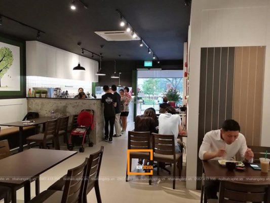 xu huong thiet ke nha hang an nhanh 2020 4 533x400 - Xu hướng thiết kế nhà hàng ăn nhanh 2020