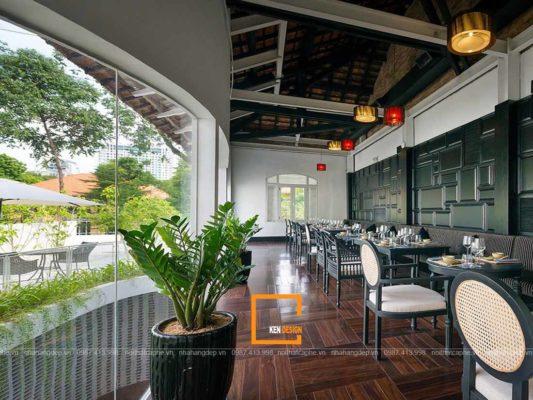 y tuong thiet ke nha hang tao su thu hut 3 533x400 - Ý tưởng thiết kế nhà hàng tạo sự thu hút