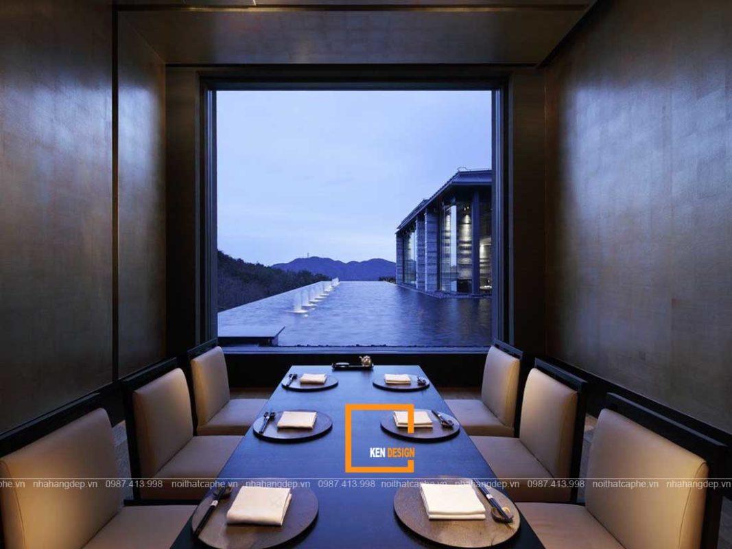 an tuong voi phong vip trong thiet ke nha hang kieu nhat 3 1067x800 - Ấn tượng với phòng vip trong thiết kế nhà hàng kiểu Nhật