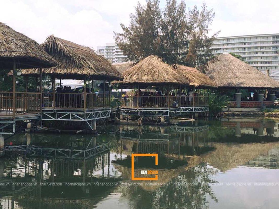 bat mi kinh nghiem thiet ke nha hang noi tren song 3 1067x800 - Bật mí kinh nghiệm thiết kế nhà hàng nổi trên sông