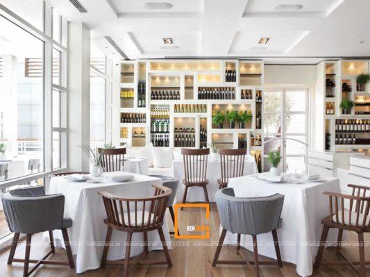 bi quyet thiet ke nha hang chuyen nghiep doc dao 4 533x400 - Bí quyết thiết kế nhà hàng chuyên nghiệp, độc đáo