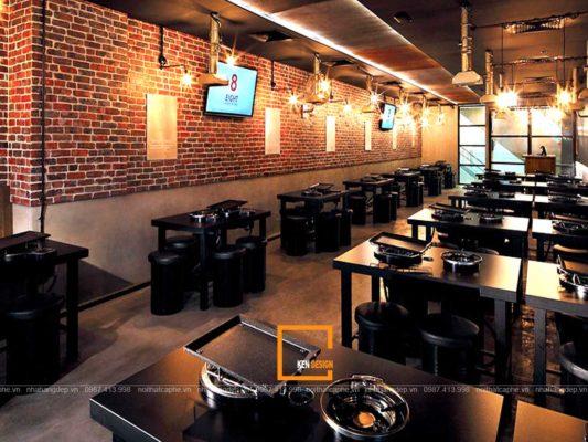 diem danh nhung phong cach thiet ke nha hang lau dep 4 533x400 - Điểm danh những phong cách thiết kế nhà hàng lẩu đẹp