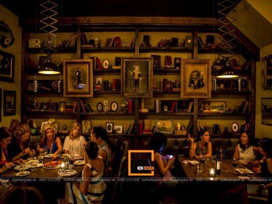 don tim khach hang bang thiet ke nha hang doc dao 4 533x400 - Đốn tim khách hàng bằng thiết kế nhà hàng độc đáo