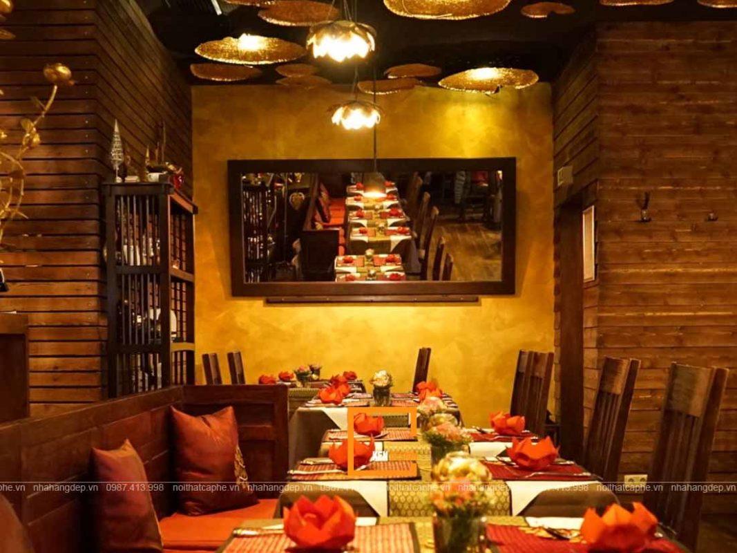 hay de thiet ke nha hang thai lan tro nen khac biet 1 1067x800 - Hãy để thiết kế nhà hàng Thái Lan trở nên khác biệt