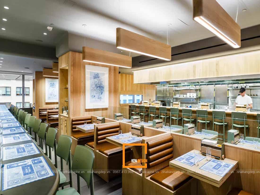 Thiết kế nhà hàng mỳ cay thu hút