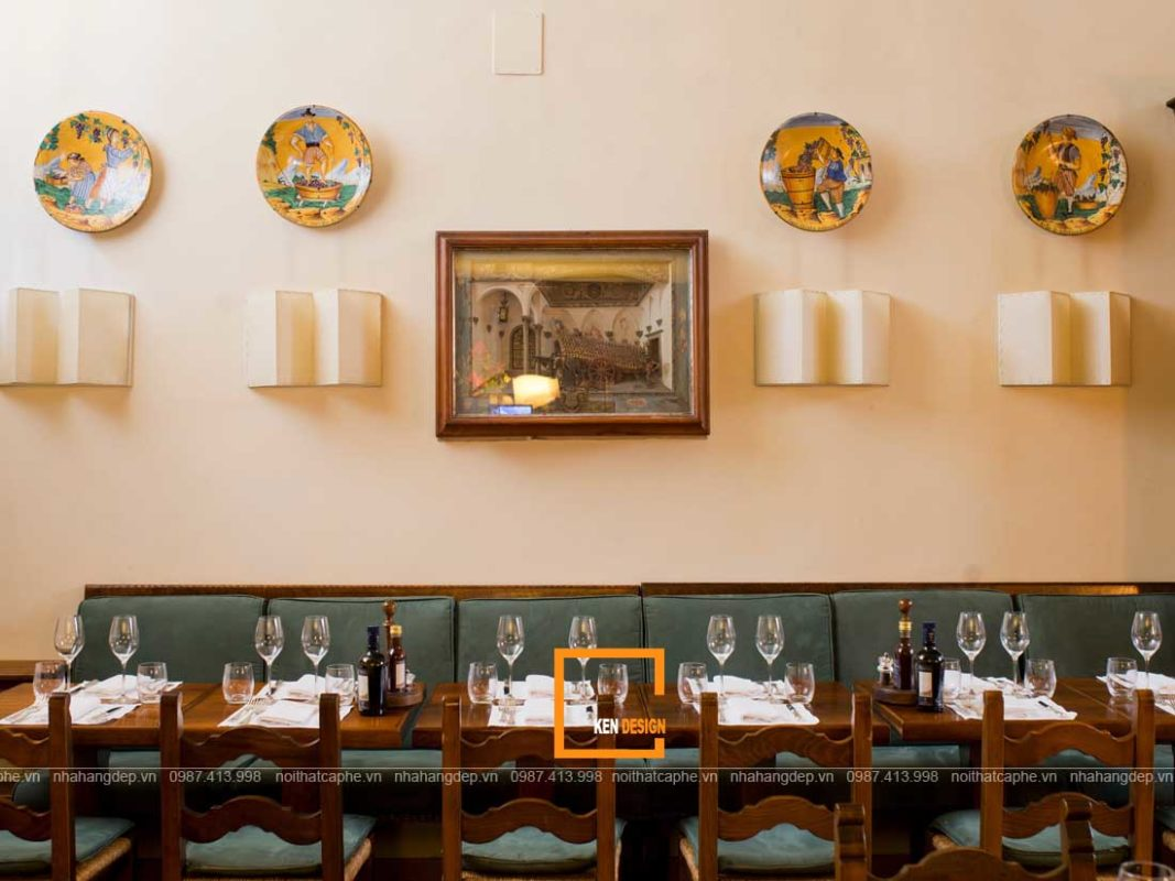 kham pha thiet ke nha hang phong cach rustic 1 1067x800 - Khám phá thiết kế nhà hàng phong cách Rustic
