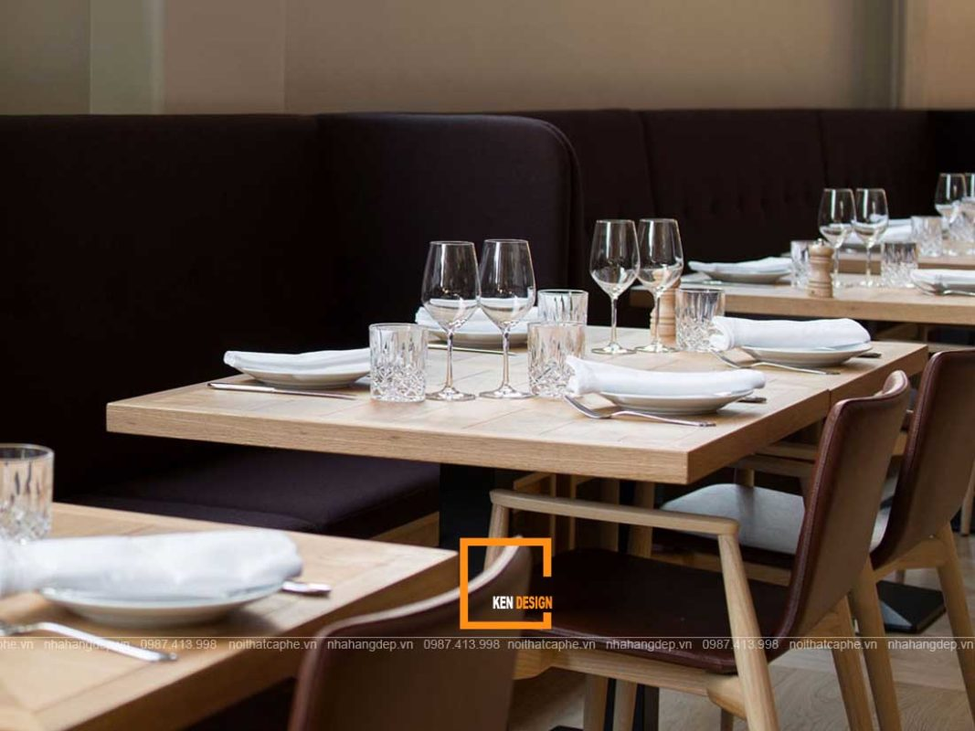 lua chon ban ghe nha hang dam bao cong nang tham my 1 1067x800 - Lựa chọn bàn ghế nhà hàng đảm bảo công năng thẩm mỹ