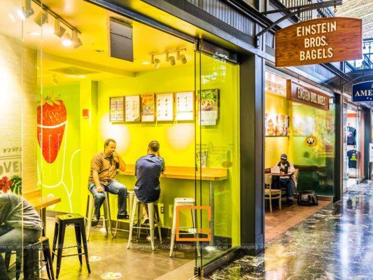 mach ban cach thiet ke nha hang an nhanh dep thu hut 2 533x400 - Mách bạn cách thiết kế nhà hàng ăn nhanh đẹp, thu hút