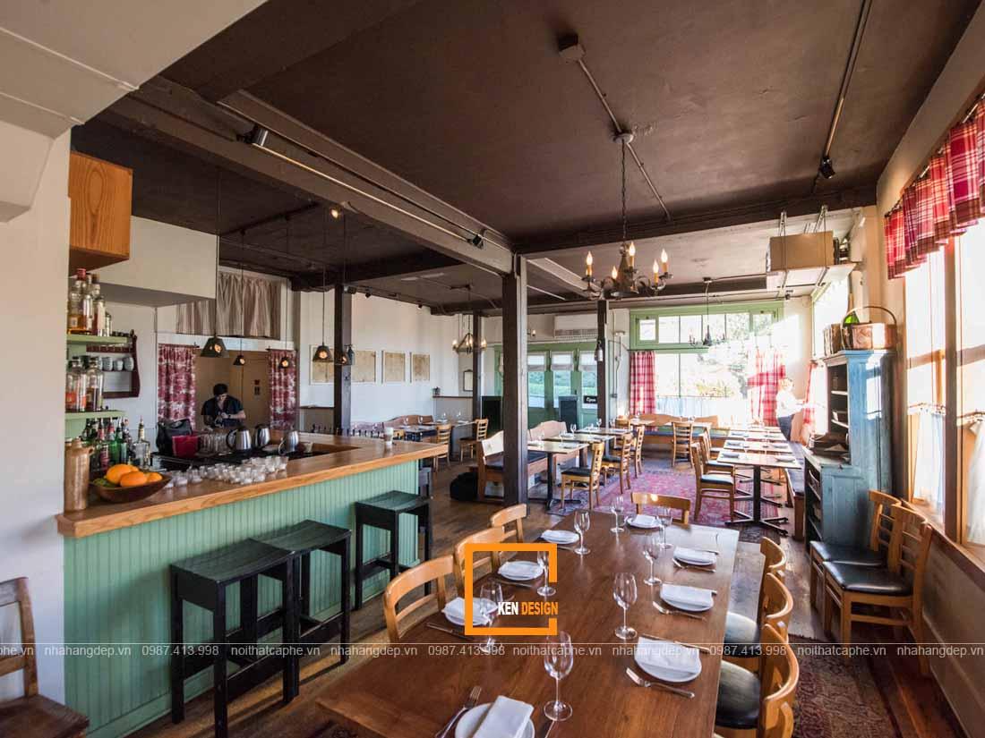 Lựa chọn phong cách thiết kế nhà hàng bình dân phù hợp