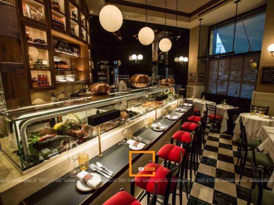 mang the gioi bien vao thiet ke nha hang hai san 4 533x400 - Mang thế giới biển vào thiết kế nhà hàng hải sản