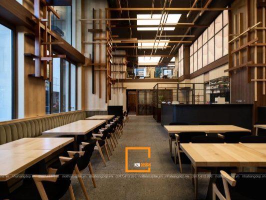 mau thiet ke nha hang 1 533x400 - Mẫu thiết kế nhà hàng độc đáo- mới lạ cực hút khách