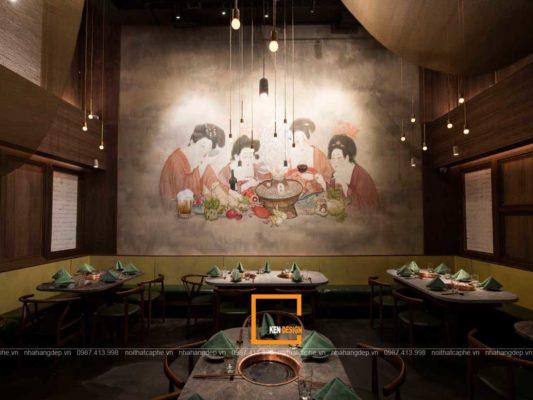 sang tao khong gian moi la trong thiet ke nha hang lau 1 533x400 - Sáng tạo không gian mới lạ trong thiết kế nhà hàng lẩu