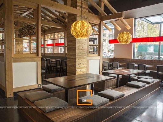 tao khong gian dep trong thiet ke nha hang han quoc 2 533x400 - Tạo không gian đẹp trong thiết kế nhà hàng Hàn Quốc