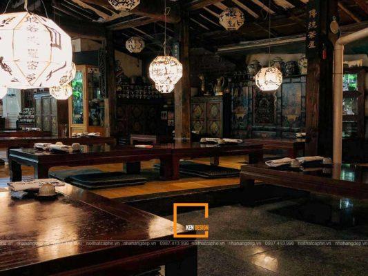 thiet ke nha hang han quoc dep tao su khac biet 1 533x400 - Thiết kế nhà hàng Hàn Quốc đẹp tạo sự khác biệt