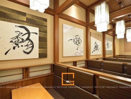 thiet ke nha hang kieu nhat 1 533x400 - Bí quyết giúp bạn thiết kế nhà hàng kiểu Nhật