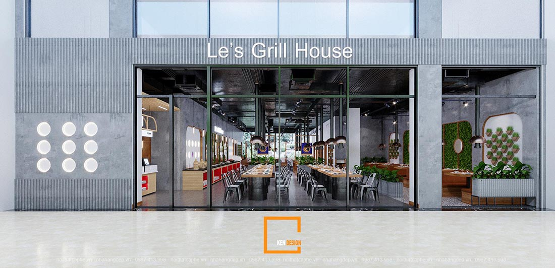 Le's Grill House