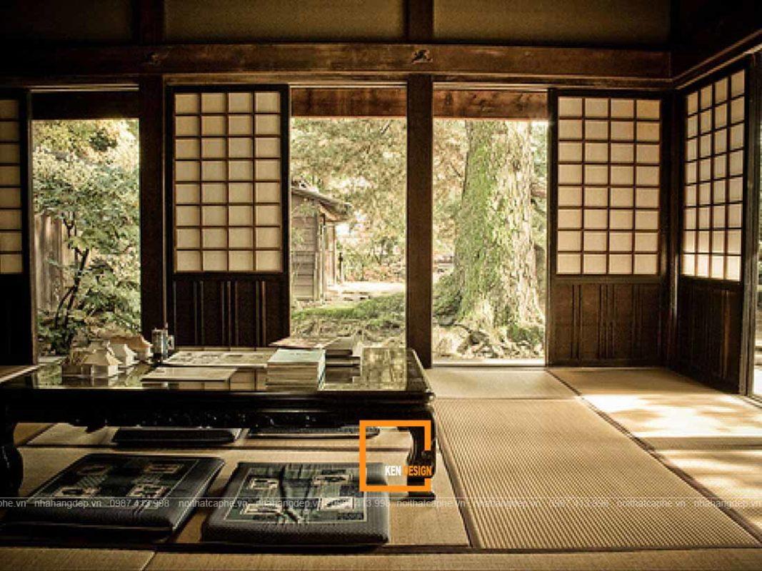 thiet ke nha hang nhat ban me dam trong noi that dep 2 1067x800 - Thiết kế nhà hàng Nhật Bản - mê đắm trong nội thất đẹp