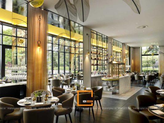 thiet ke nha hang tai Binh Duong 4 533x400 - Tư vấn thiết kế nhà hàng tại Bình Dương