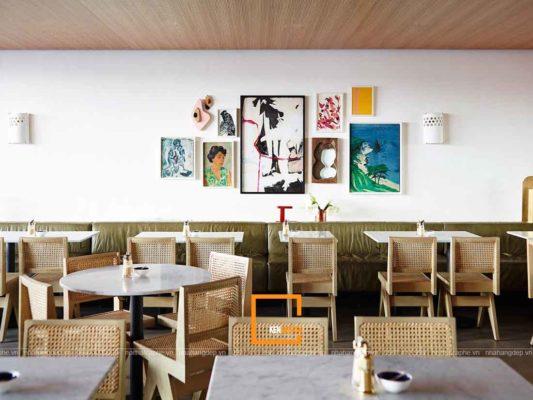 thiet ke nha hang tai binh duong 4 1 533x400 - Thiết kế nhà hàng tại Bình Dương