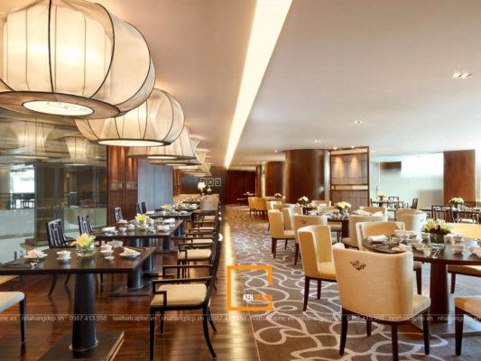thiet ke nha hang tai ha noi 4 533x400 - Bí quyết thiết kế nhà hàng tại Hà Nội