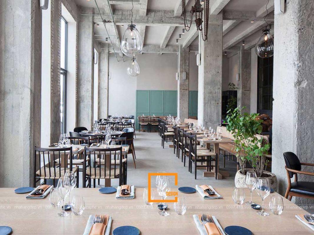 thiet ke noi that nha hang 4 1 1067x800 - Tại sao nên thiết kế nội thất nhà hàng?