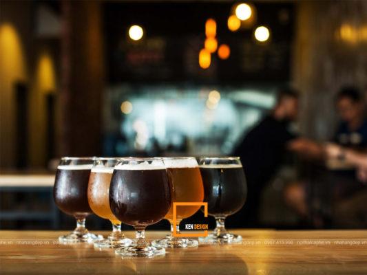 thiet ke quan beer 3 1 533x400 - Thiết kế quán beer cần dựa trên những yếu tố nào?