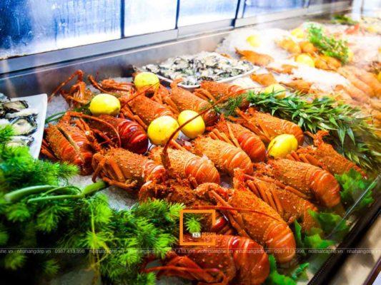 tu van thiet ke nha hang hai san dep chuan 4 533x400 - Tư vấn thiết kế nhà hàng hải sản đẹp chuẩn